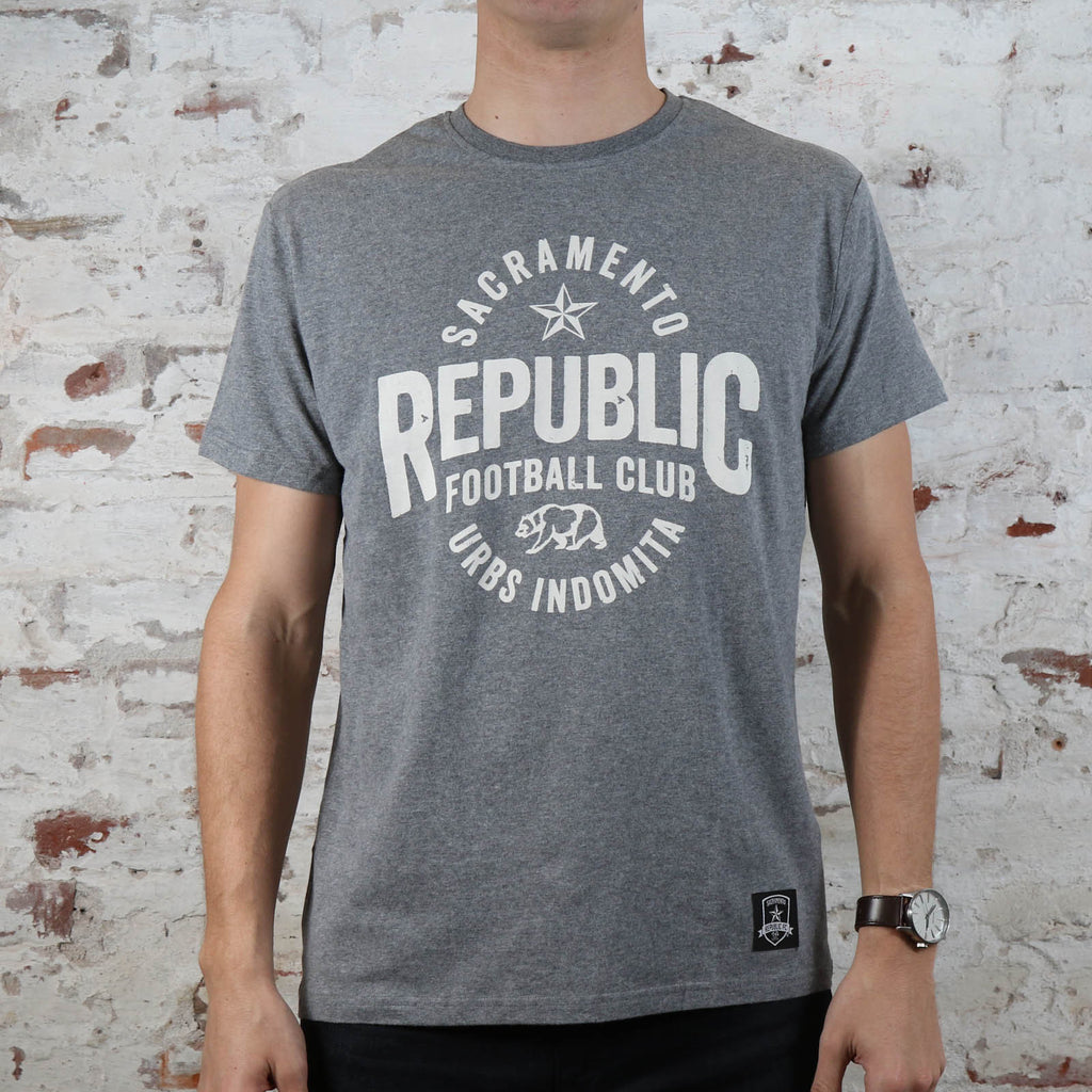 Men's Republic Football Club Tee by SDS