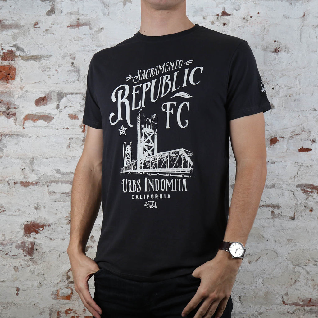 Men's Tower Bridge Tee by SDS