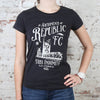 Women's Tower Bridge Tee by SDS