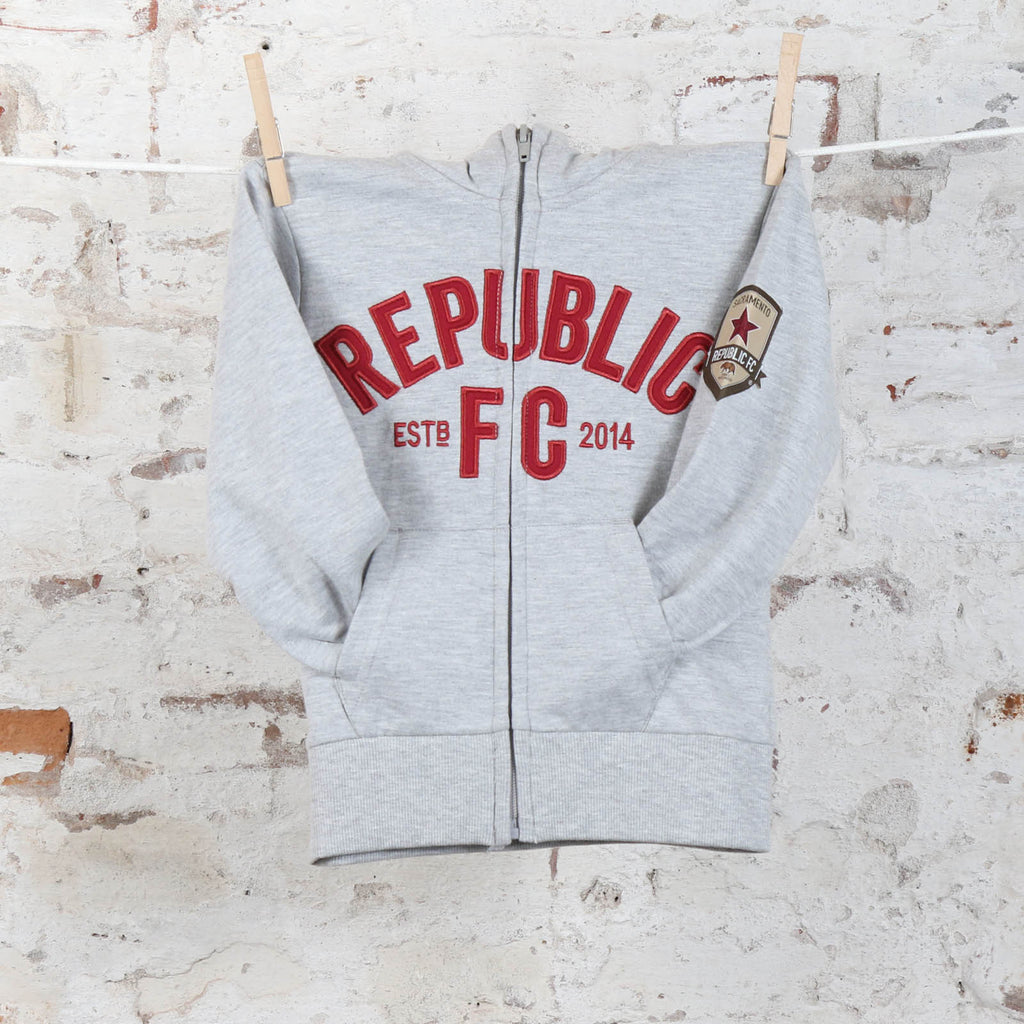 Toddler Republic FC Hoodie by SDS