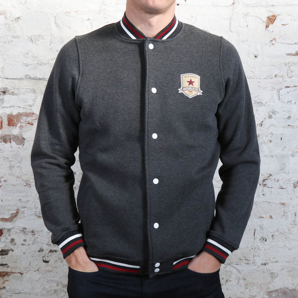 Adult Republic FC Baseball Jacket by SDS