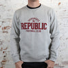 Adult Republic FC Collegiate Crew by SDS