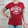 Women's FC Diamond Tee by SDS