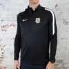 Men's Nike US Squad 16 Drill Top in Black