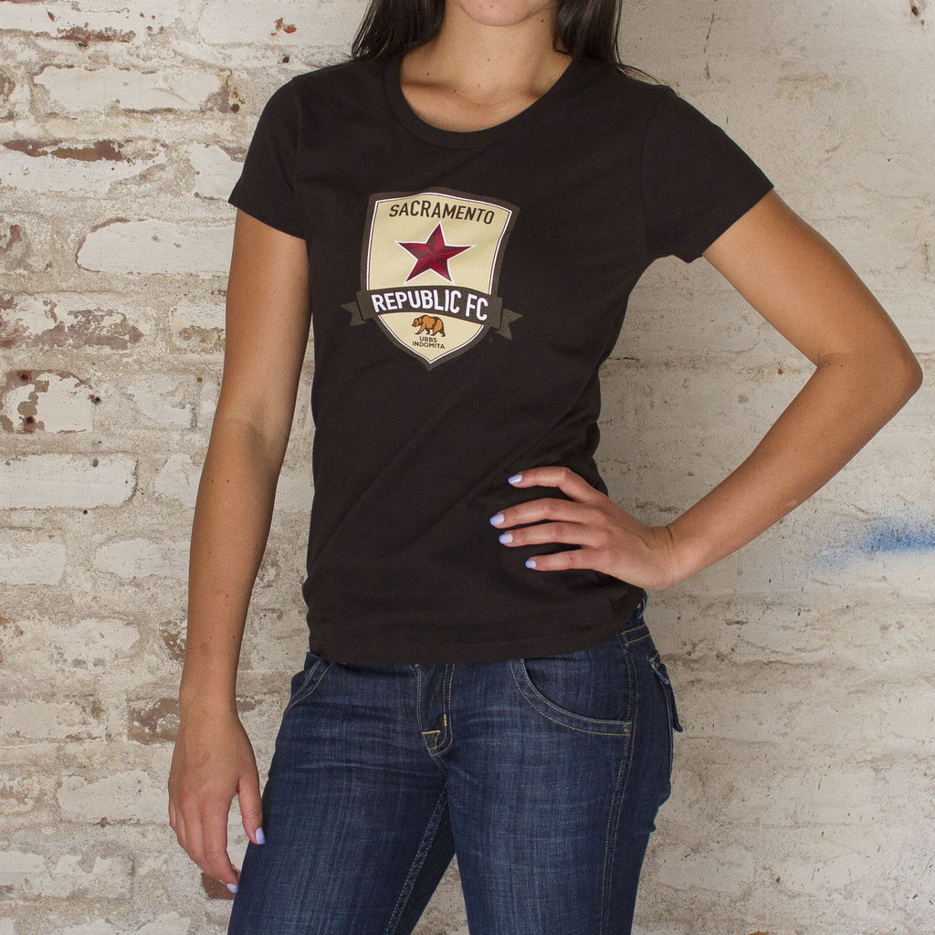 Women's Original Black Tee