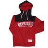Adult Block Zip Hoodie by SDS