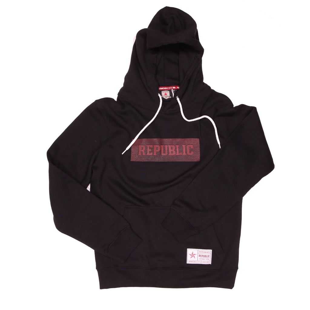 Adult High Density Hoodie by SDS