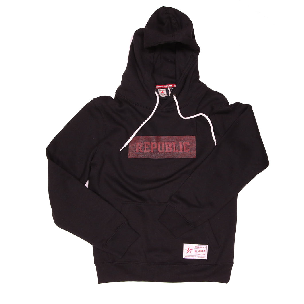 Adult High Density Hoodie