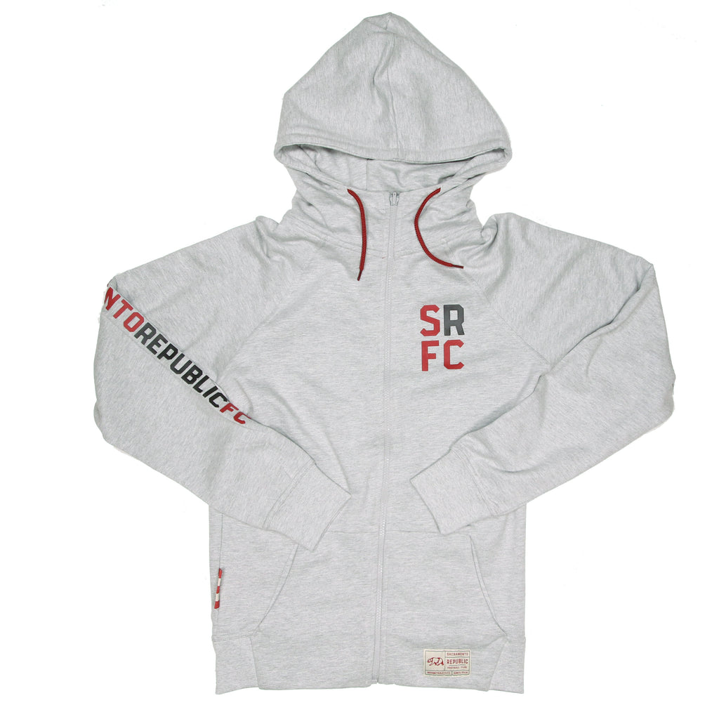 Adult SRFC Leisure Zip Hoodie by SDS