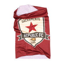 Load image into Gallery viewer, Republic FC Gaiter Scarf V2