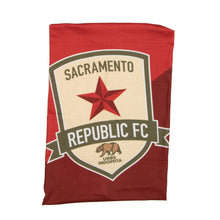 Load image into Gallery viewer, Republic FC Gaiter Scarf