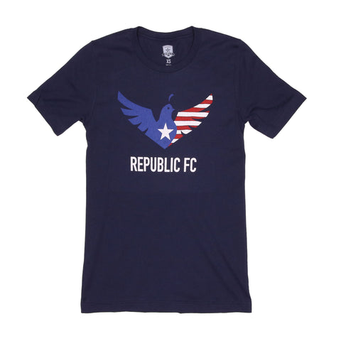 Men's 2019 Patriotic Quail Tee