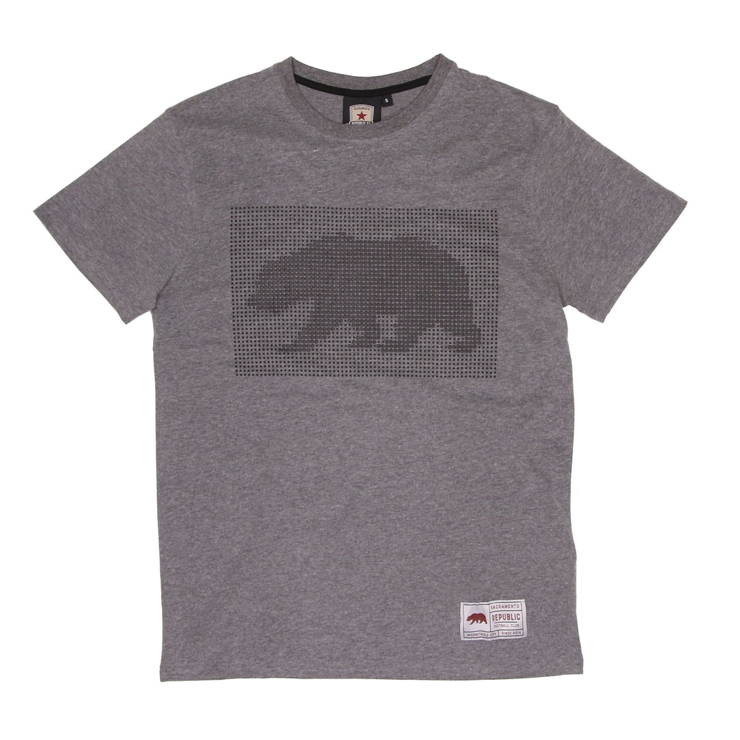 Men's Pixel Bear Tee