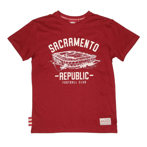 Men's Railyard Tee by SDS