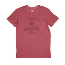 Load image into Gallery viewer, Men's Vintage Sketch Garment Dyed Tee