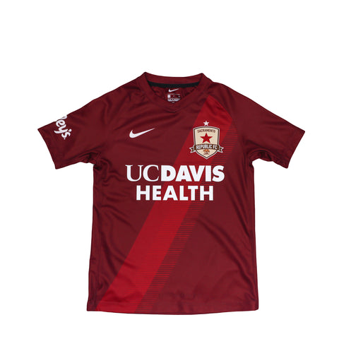 2020 Official Home Jersey for Youth