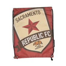 Load image into Gallery viewer, Republic FC Drawstring Backpack