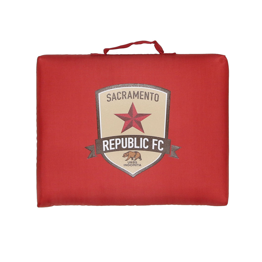 Republic FC Bleacher Seat Cushion