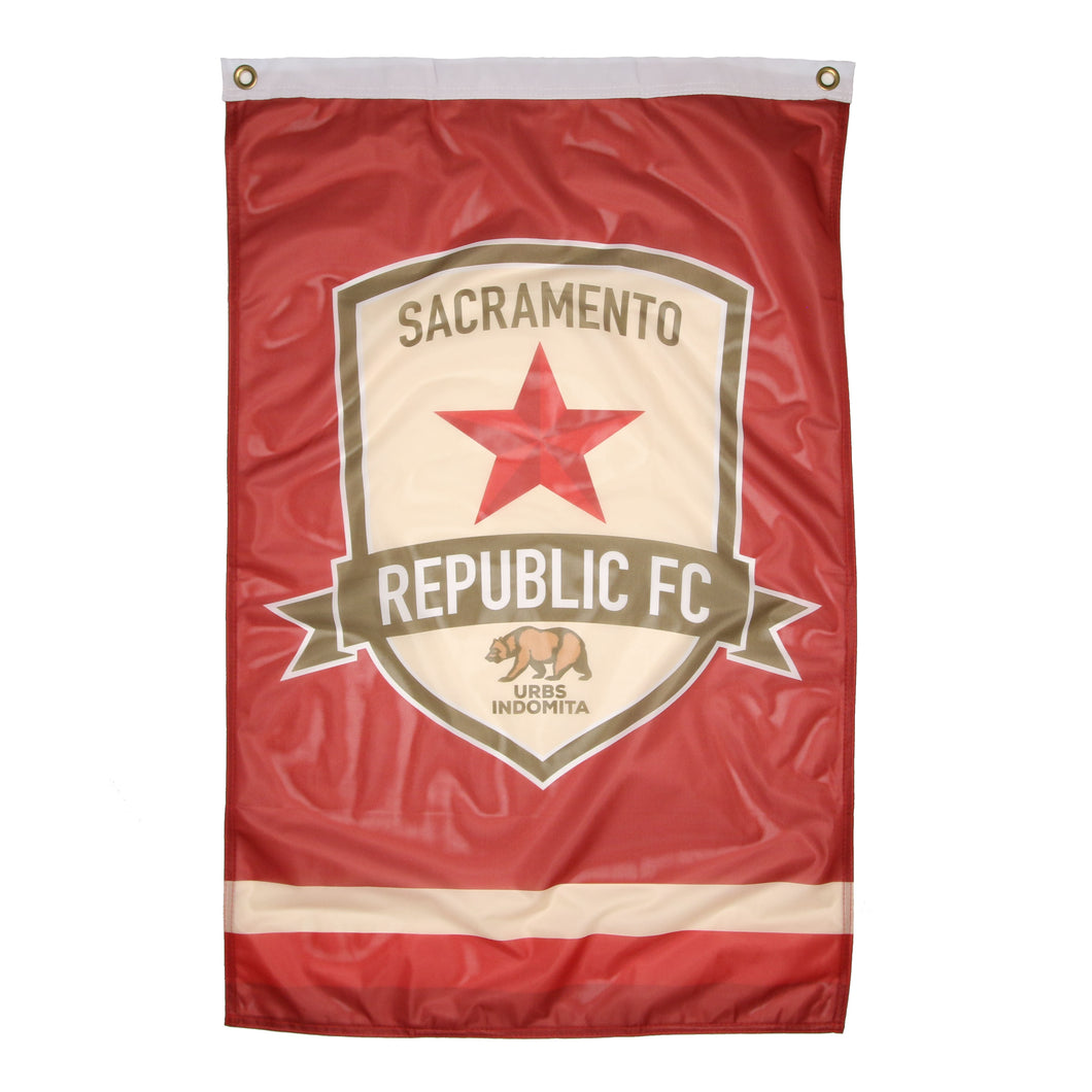 Republic FC 2' x 3' Fan Flag