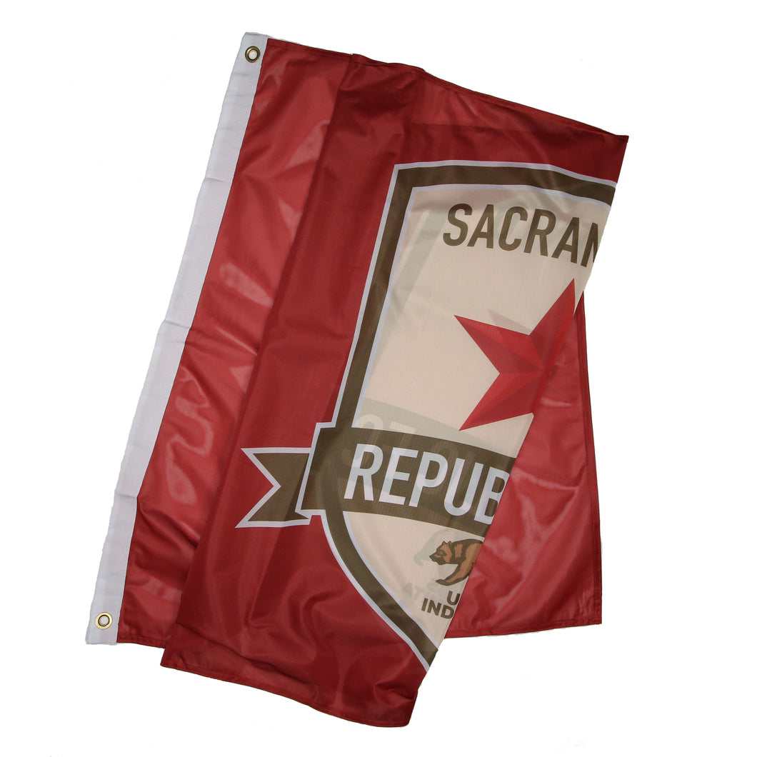 Republic FC 3' x 5' Flag
