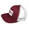Seasonal Trucker in Dark Maroon by Nike