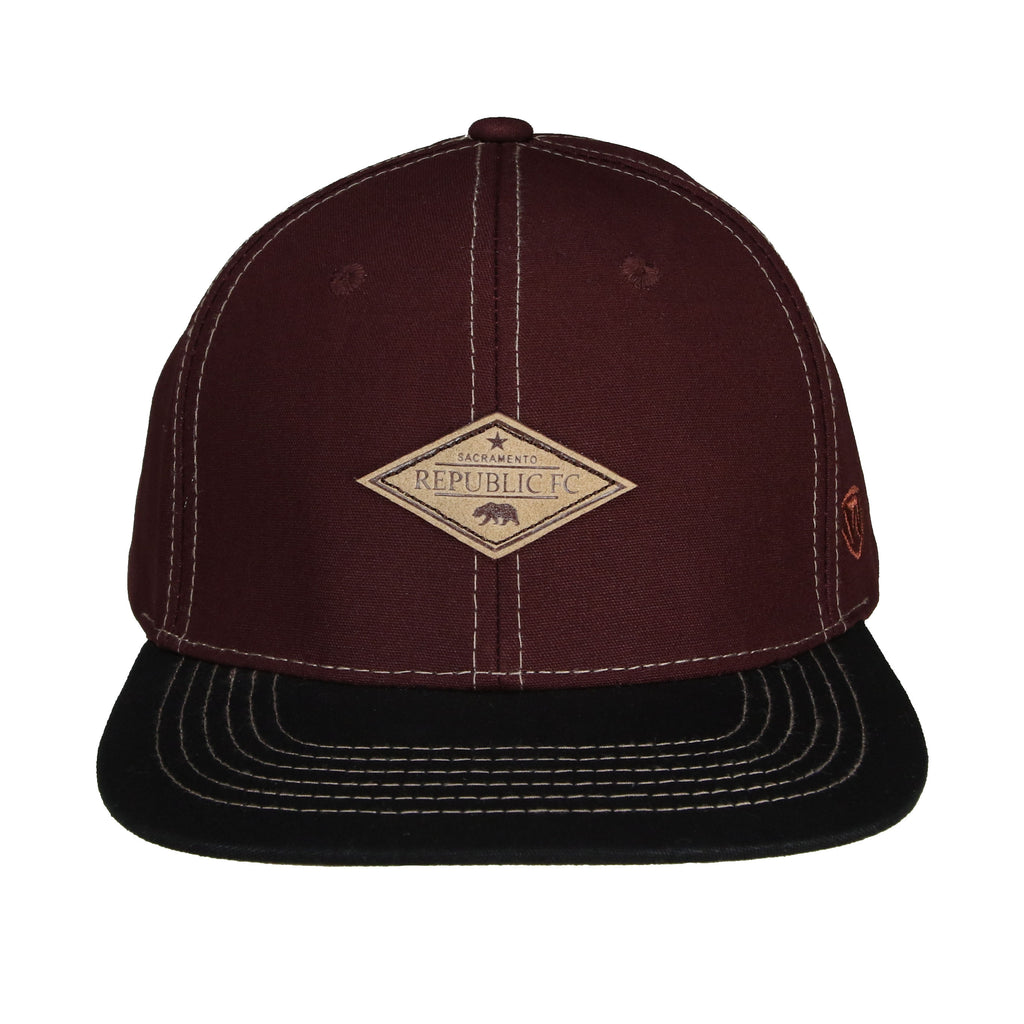 Springlake Snap Back Flat Bill by TOW
