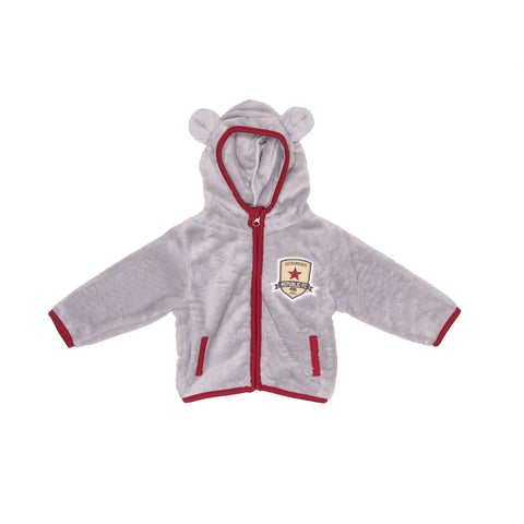 Teddy Bear Zip Hoodie by SDS