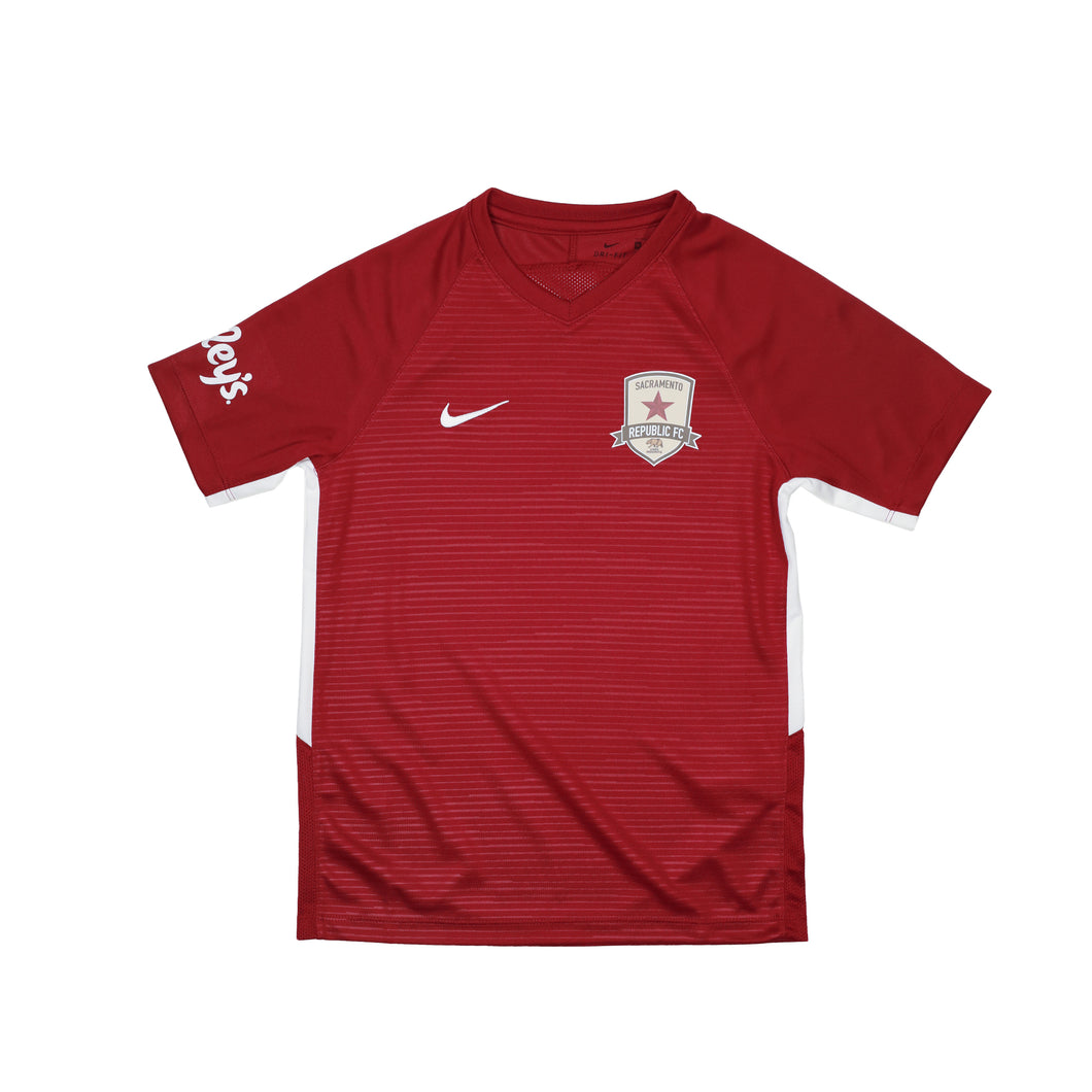 2021 Official Pre-Match Jersey For Kids