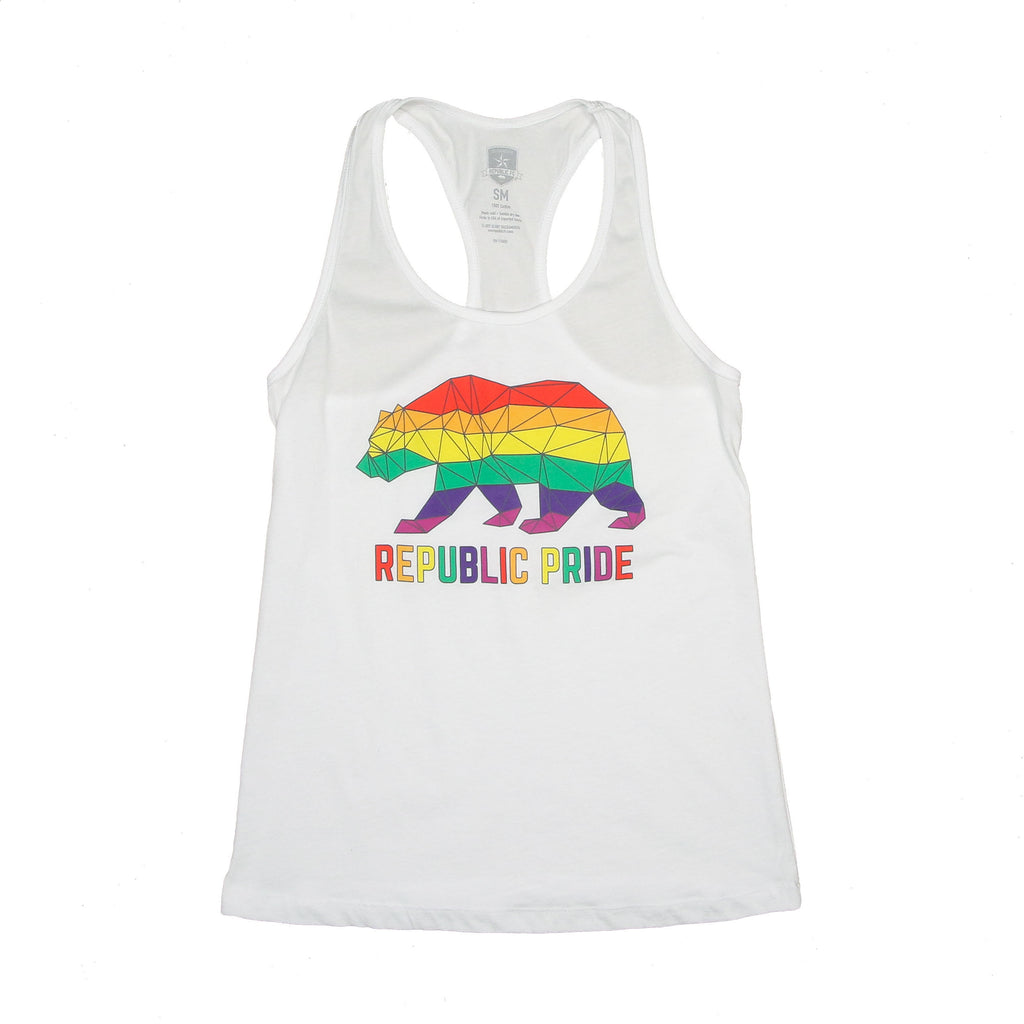 Women's 2019 Republic Pride Tank