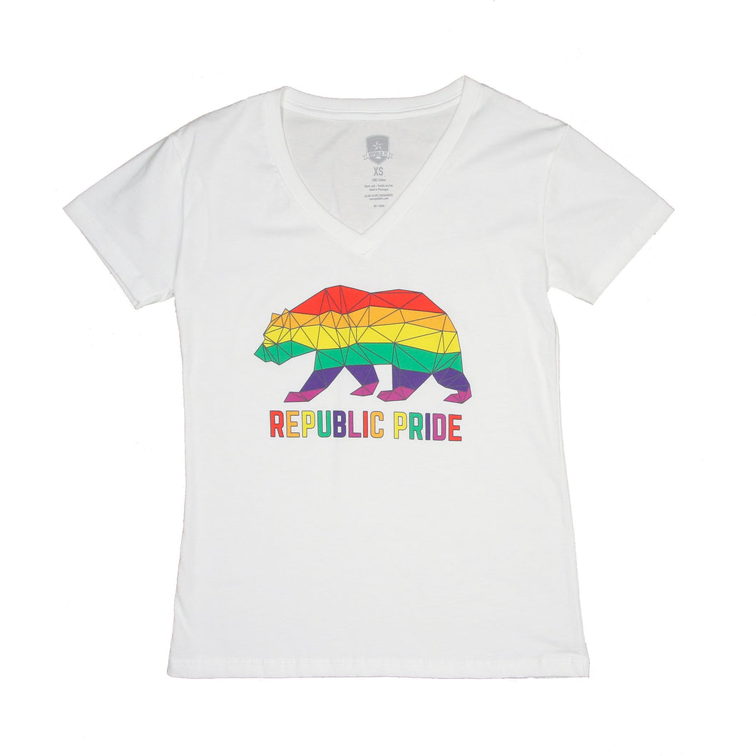 Women's Republic Pride Tee