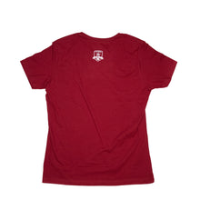 Load image into Gallery viewer, Womens Indomitable Tee in Cardinal