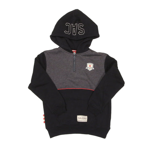 Youth 1/4 Zip SAC Hoodie SDS
