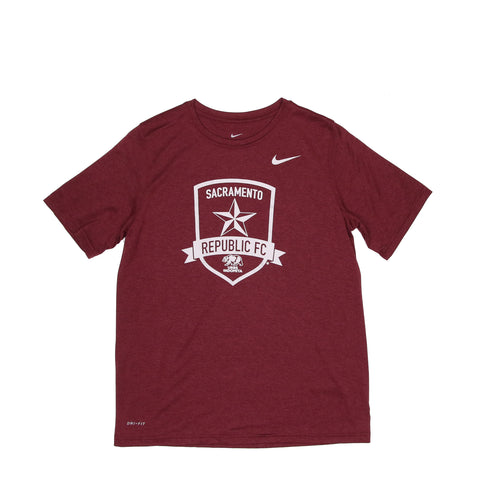 Youth 2019 Nike Legend SS Tee