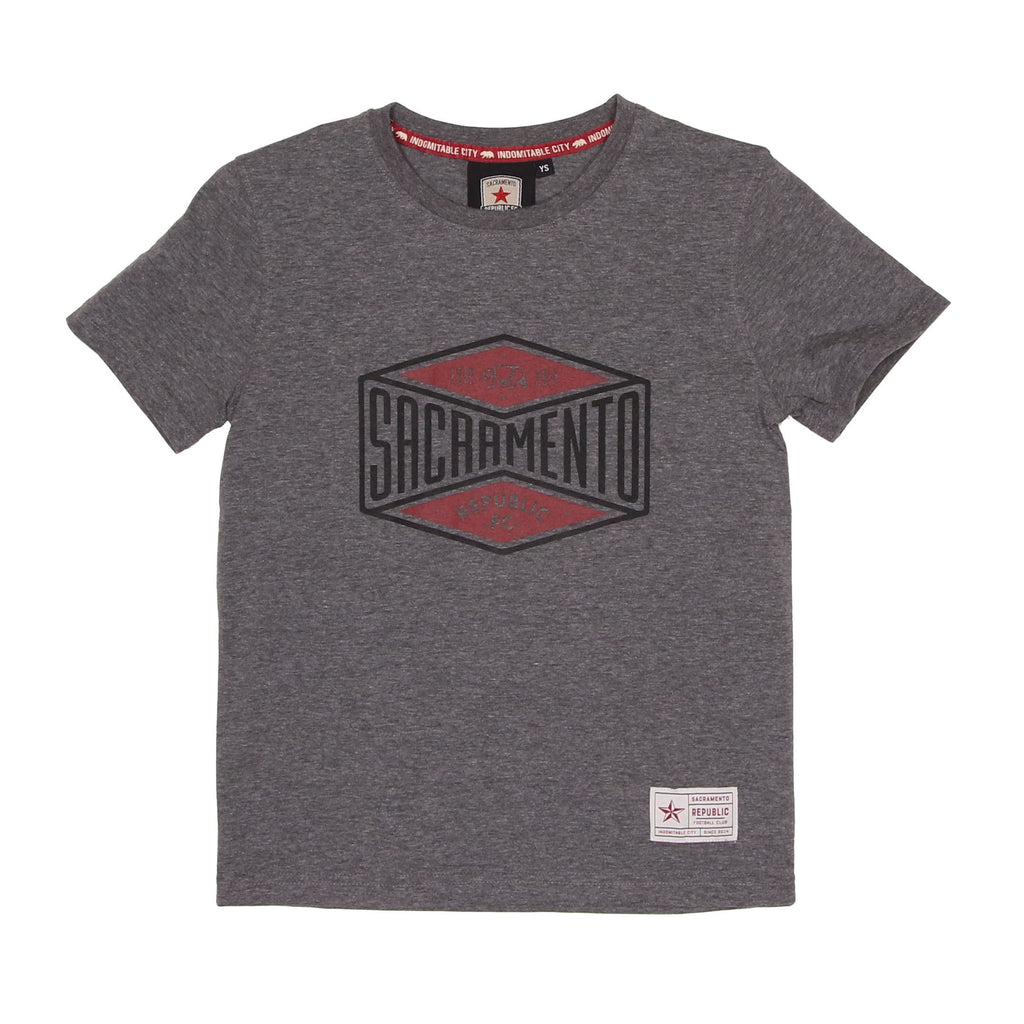 Youth Badge Tee by SDS