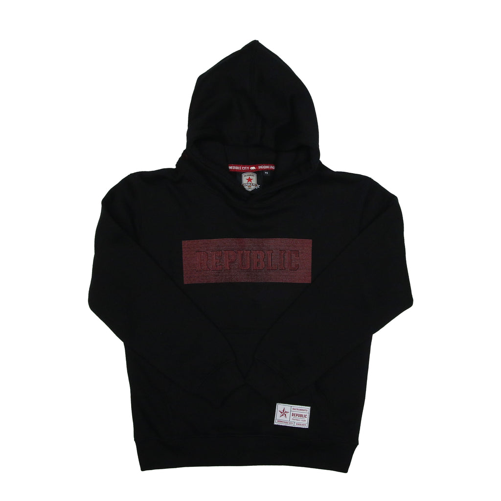 Youth High Density Hoodie by SDS