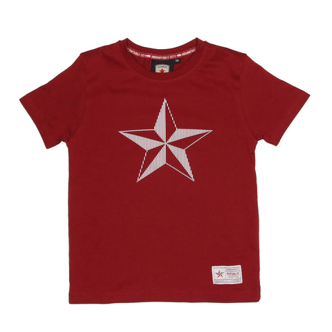Youth High Density Star Tee by SDS