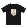 Youth Original Black Tee