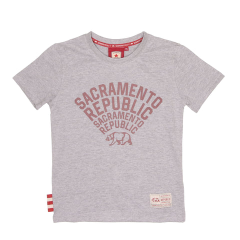Youth Repeat Tee by SDS