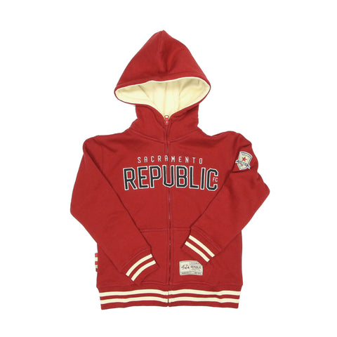 Youth Republic FC Fan Zip Hoodie SDS