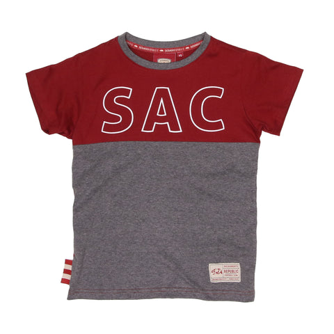 Youth SAC Ringer Tee by SDS