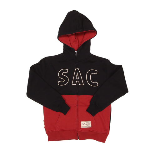 Youth SAC Zip Hoodie SDS