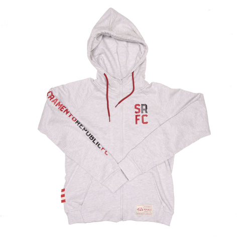 Youth SRFC Leisure Zip Hoodie SDS