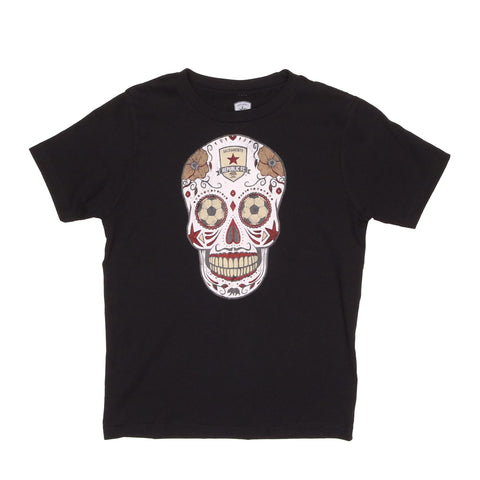 Youth Sugar Skull Tee