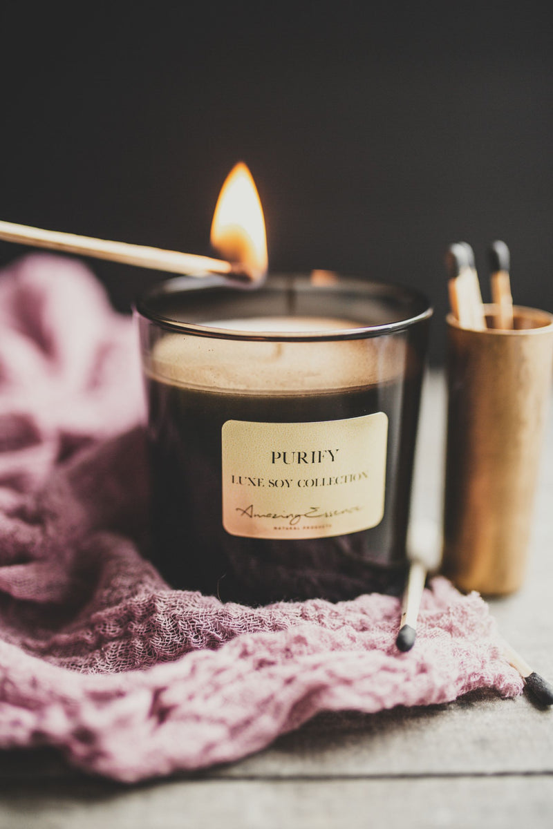 10 oz. Soy Luxe Candle