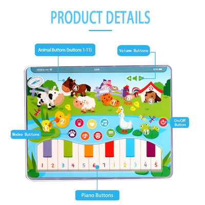 Children Learning Machine Suppliers Education Baby Tablet Toy Gift Practical Toy Tool