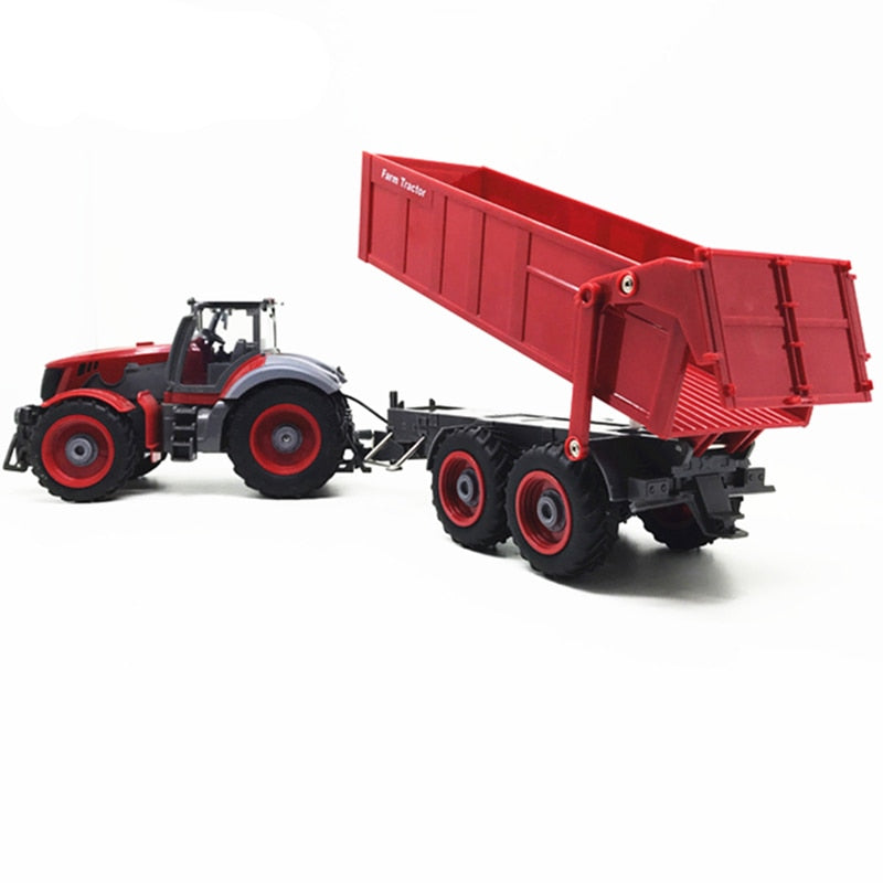 Radio Remote Control Construction RC Dump Truck