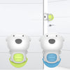 Rotating Baby Home Safety Door Gate Stopper