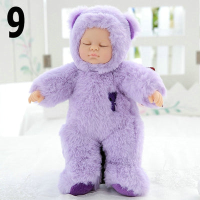 Animal Standing Silicon Sleeping Dolls