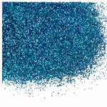 paillettes biodégradables bleues taille fine - Glitty Paris