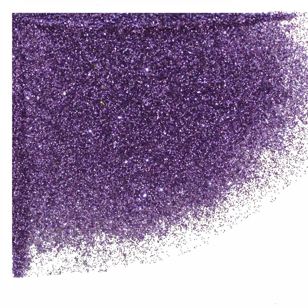 Paillettes biodégradables violettes - glitty paris